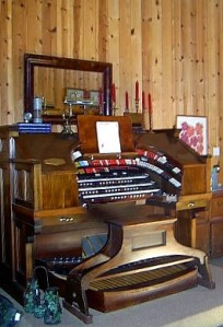 The Organ at Harmony Wynelands