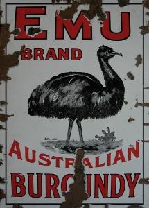 Emu Brand Burgundy