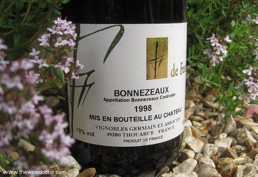 1998 Chateau de Fesles Bonnezeaux